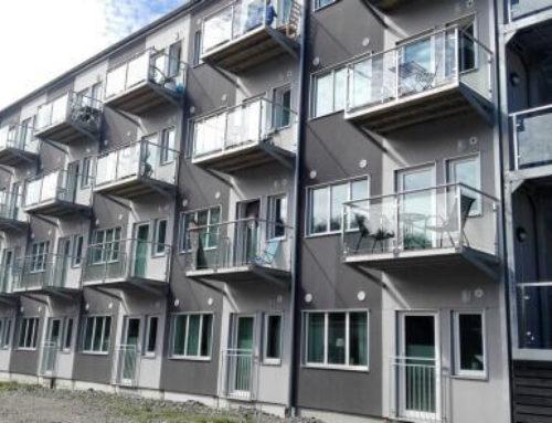 Ber 3 Sea Container Apartment Building